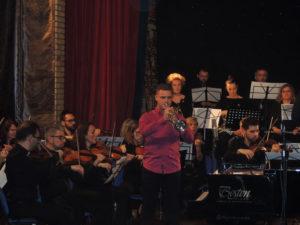 70 година постојања школе - концерт филхармоније